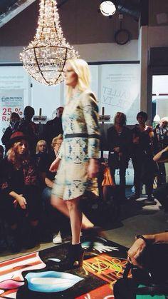 Mode AW14 Fashion show. LottaNiemi Fall14