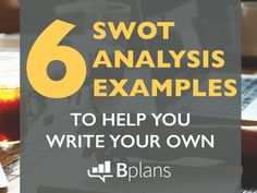 Excellent guide on how to conduct a SWOT, (Strengths) (Weaknesses) (Opportunities) Threats) for your Company or Business !