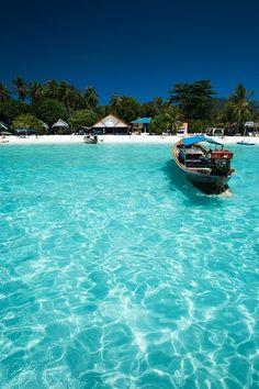 Spiaggia di Pattaya - #Thailandia http://viaggi.asiatica.com/