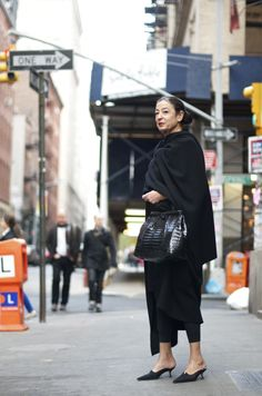 #249 Michele Oka Doner on Crosby St. — An Unknown Quantity
