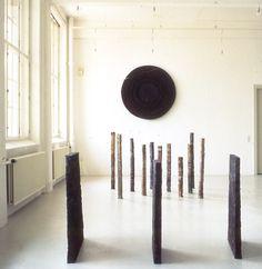 Installation at Brandts Klædefabrik DK, 1995.
