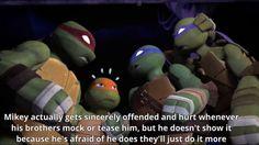 Headcanons Await! Ninja Turtles Art, Teenage Mutant Ninja Turtles, Turtle Facts, Tmnt Mikey, Tv Memes, Tmnt 2012, Cute Comics, Cartoon Shows, Noragami