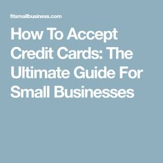 Zipbooks is a free online accounting software for small businesses how to accept credit cards the ultimate guide for small businesses colourmoves Gallery