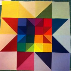 Sutured for a Living: My WIP -- Learning About Color in Quilting