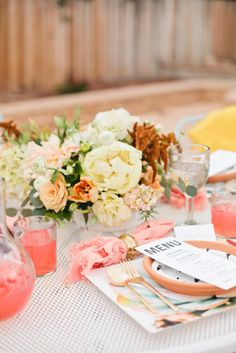 Summer Entertaining – The Table on Beijos Blog Photo by Megan Welker