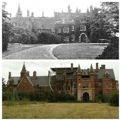 Lillesden School For Girls then and now