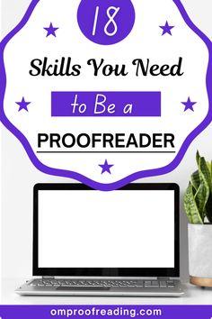 Make Money Blogging, Make Money Online, Proofreader, Online Earning, Business Advice, Communication Skills, Work From Home Jobs, In Writing, Blogging For Beginners