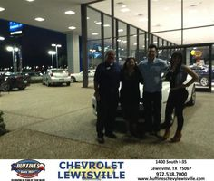 #HappyAnniversary to Manuela Rodriguez on your 2014 #Chevrolet #Camaro from Charlie Sahagun at Huffines Chevrolet Lewisville!