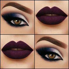 beautiful fall makeup #Beauty #Musely #Tip