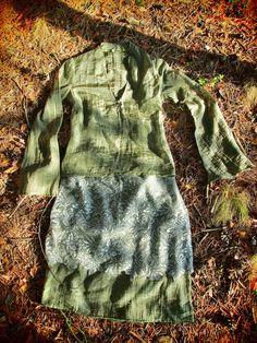 Vaateviidakko: Palaprojekti - maastoutuvat vaatteet