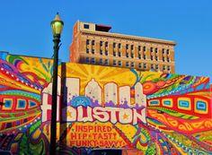 Downtown Houston - Market Square Park