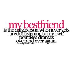 best friend quotes | best friend, quote, text, typography - inspiring picture on Favim.com