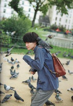 Kamiki Ryunosuke Boy Art, My Prince, Actors & Actresses, Fangirl, Handsome, Singer, Japanese, Poses, Stylish