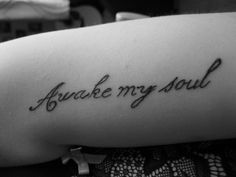 Because I have recently fallen in love with M&S and this song is pulling at every ounce of my soul, I would adore a tattoo like this.