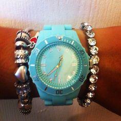 Tiffany Watches & Bracelet