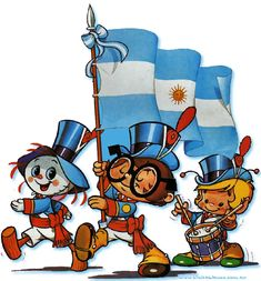 Bandera Argentina Ferrat, Scarlett Johansson, Folklore, Bowser, Nerdy, Places To Go, Cartoon, Manga, School