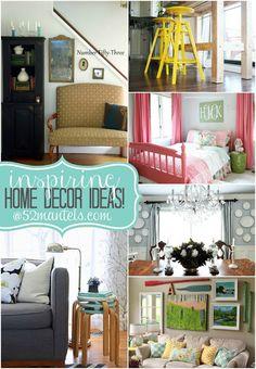 Inspiring DIY Home Decor Ideas
