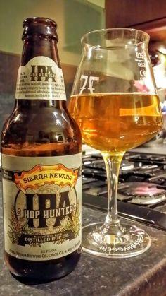 Sierra Nevada Hop Hunter IPA. Watch the video beer review here…