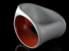 Cool, fluid design by Ron Arad   MT3  driade