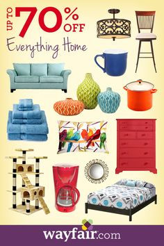 Shop Wayfair.com for up to 70% off furniture and décor finds you'll love for every style and budget.