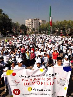 IV Caminata por el Día Mundial de Hemofilia - http://plenilunia.com/noticias-2/iv-caminata-por-el-dia-mundial-de-hemofilia/39916/