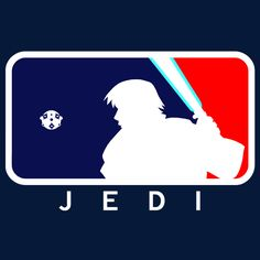 Major League Jedi T-Shirt Design — GeekTyrant