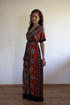 von mri: Einfaches (Maxi-)Kleid nach Schemaschnitt