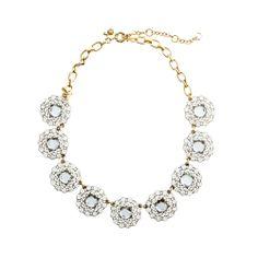 jcrew...Lovely statement necklace