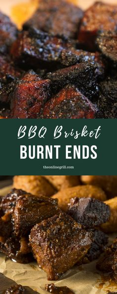 Like smoked brisket? This BBQ brisket burnt ends recipes makes the most of the best part of the brisket. This beautiful BBQ appetizer will be an instant BBQ party hit. Pellet Grill Recipes, Grilling Recipes, Beef Recipes, Traeger Recipes, Game Recipes, Barbecue Recipes, Recipies, Bbq Brisket, Smoked Beef Brisket