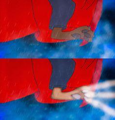 Nick Wilde's Transformation (feet) by AlexAceves30