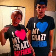 Boyfriend/girlfriend shirts!   Infinity<3   Pinterest