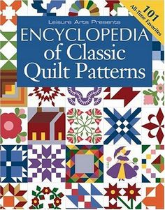 Encyclopedia of Classic Quilt Patterns Over 6 million used books most under $4! Buy more, spend less with #Thriftbooks