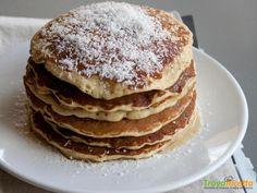 Come fare i pancakes in casa  #ricette #food #recipes