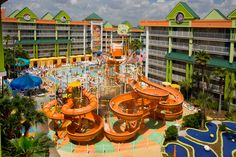 Nickelodeon Suites Orlando- Incredible Deal $69 Deluxe 2 bedroom themed suites Travel 9/22-9/26/13