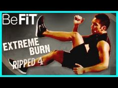 Abs: Extreme Burn- Ripped Body Workout |Level 4 with Mike Donavanik