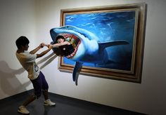 Art comes to life at the 2012 Magic Art Special Exhibition