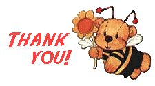 Animated Thank You Image 0083 Thank You For Birthday Wishes Thank You Images Thank You Qoutes