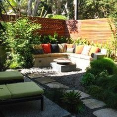 contemporary landscape by debora carl landscape design #EasyPin