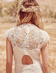 os Achados | Moda | Para sempre a primeira coleção para noivas da Free People