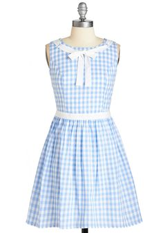 In the Picnic of Time Dress, @ModCloth  OMG love it. Want it. Need it now.