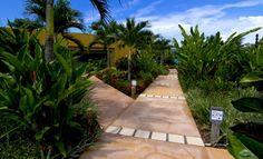 Alma del Pacifico Hotel Entrance