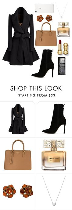 """""""Untitled #468"""" by vaniadenisse16 ❤ liked on Polyvore featuring ALDO, Prada, Givenchy, Yves Saint Laurent and Links of London"""