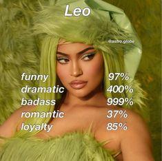 Zodiac Signs Elements, Zodiac Signs Chart, Leo Zodiac Facts, Zodiac Funny, Leo Traits, Zodiac Sign Traits, Leo Horoscope, Zodiac Signs Astrology, Signe Astro Lion
