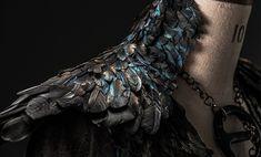 Detail - Sansa Stark's new Black Dress - Game of Thrones