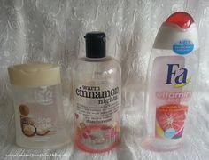 Mimi Sunshine Blog: Aufgebraucht und Nachgekauft? Duschgele
