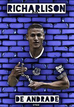 2020 richarlison Everton ETKE