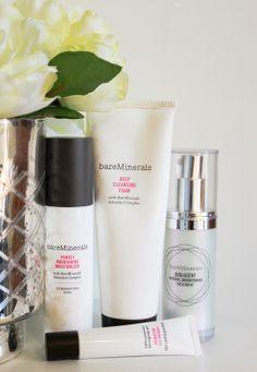 @bareMinerals Skin Care Favorites | www.loveshelbey.com #bareminerals