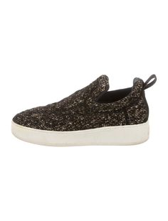 Céline Woven Slip-On Sneakers w/ Tags cheap discounts buy cheap Inexpensive browse cheap price visit sale supply QDDSEqoZ