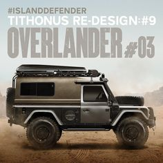 """1,804 Likes, 12 Comments - Brandon Libby (@overland_kitted) on Instagram: """"Time to vote again! ✅❎ Thanks for helping us with this collabo with @islanddefender! Here's the…"""""""