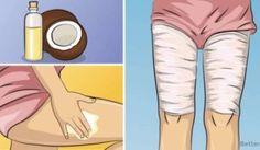 Coconut Oil Cellulite, Reduce Cellulite, Body Wraps, Face, Legs, The Face, Faces, Bridge